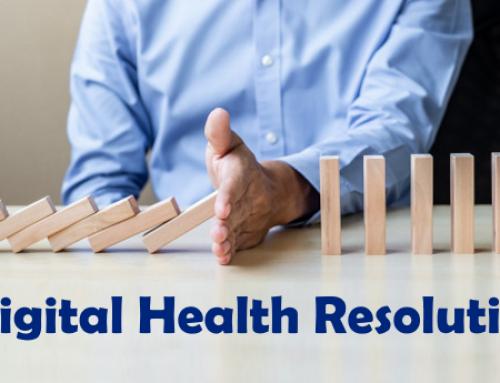 3 Digital Health New Year's Resolutions