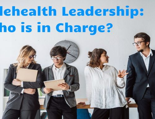 Who's in charge of your Telehealth Services?