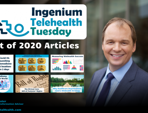 Our most Popular Telehealth Guidance from 2020