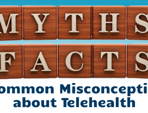 Six Common Misconceptions about Telehealth